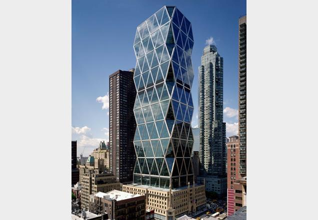 Hearst Tower Tour Hearst Tower New York by